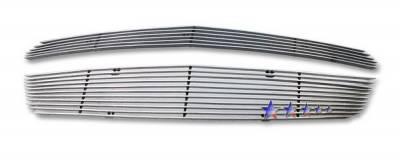 Grilles - Custom Fit Grilles - APS - Chevrolet Equinox APS Grille - C66738A