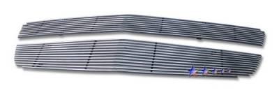 Grilles - Custom Fit Grilles - APS - Chevrolet Traverse APS Grille - C66740A