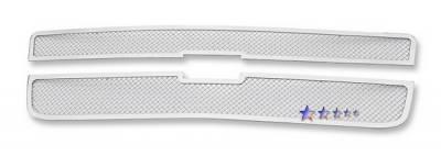 Grilles - Custom Fit Grilles - APS - Chevrolet Avalanche APS Wire Mesh Grille - C75329T