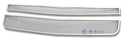Grilles - Custom Fit Grilles - APS - Chevrolet Equinox APS Wire Mesh Grille - Upper - Stainless Steel - C75734T