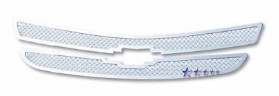 Grilles - Custom Fit Grilles - APS - Chevrolet Impala APS Wire Mesh Grille - C75741T