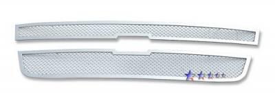 Grilles - Custom Fit Grilles - APS - Chevrolet Colorado APS Wire Mesh Grille - C75747T