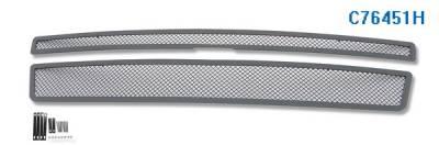 Grilles - Custom Fit Grilles - APS - Chevrolet Avalanche APS Main Upper Grille - C76451H