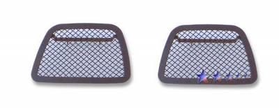 Grilles - Custom Fit Grilles - APS - Chevrolet Avalanche APS Grille - C76467H