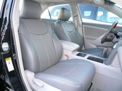 Car Interior - Seat Covers - Clazzio - Toyota Camry Clazzio Seat Covers