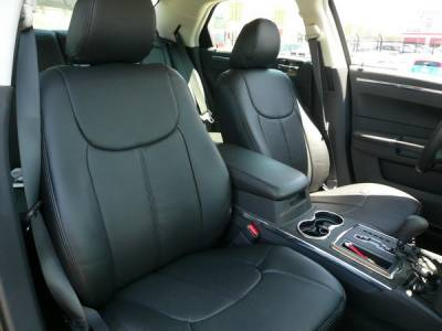 Car Interior - Seat Covers - Clazzio - Dodge Charger Clazzio Seat Covers