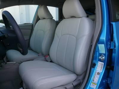 Car Interior - Seat Covers - Clazzio - Honda Insight Clazzio Seat Covers
