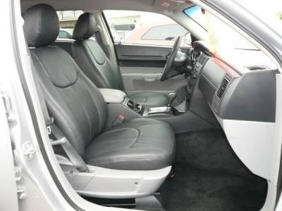 Car Interior - Seat Covers - Clazzio - Dodge Magnum Clazzio Seat Covers