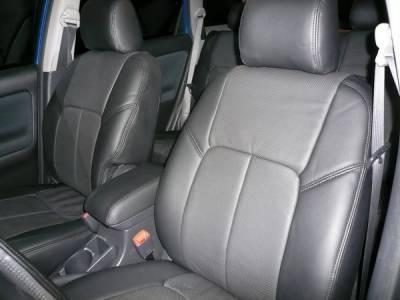 Car Interior - Seat Covers - Clazzio - Toyota Matrix Clazzio Seat Covers