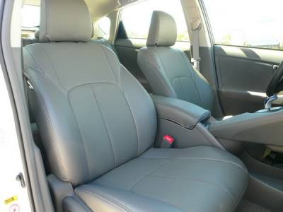 Car Interior - Seat Covers - Clazzio - Toyota Prius Clazzio Seat Covers
