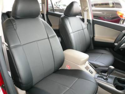 Car Interior - Seat Covers - Clazzio - Toyota Rav 4 Clazzio Seat Covers