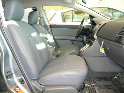 Car Interior - Seat Covers - Clazzio - Nissan Sentra Clazzio Seat Covers
