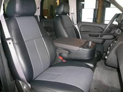 Clazzio - Chevrolet Tahoe Clazzio Seat Covers