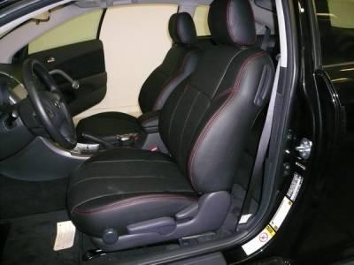Car Interior - Seat Covers - Clazzio - Scion tC Clazzio Seat Covers