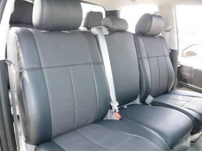 Clazzio - Toyota Tundra Clazzio Seat Covers