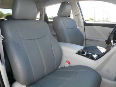 Clazzio - Toyota Venza Clazzio Seat Covers