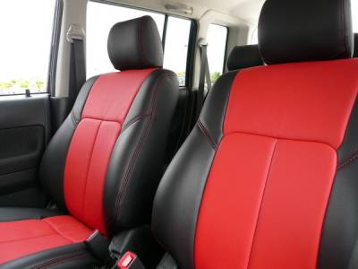 Car Interior - Seat Covers - Clazzio - Scion xA Clazzio Seat Covers