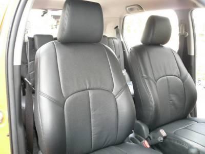 Car Interior - Seat Covers - Clazzio - Scion xD Clazzio Seat Covers