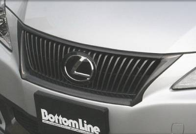 Grilles - Custom Fit Grilles - Chargespeed - Lexus IS Chargespeed Bottom Line Front Grille Cowl
