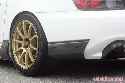 S2000 - Rear Bumper - Chargespeed - Honda S2000 Chargespeed Rear Bumper Cowl