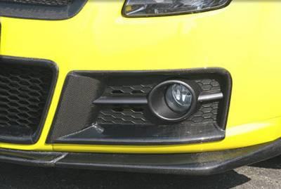 Swift - Front Bumper - Chargespeed - Suzuki Swift Chargespeed Front Bumper Side Ducts - Pair - CS150FBSDC