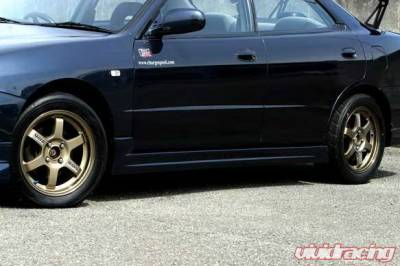 Chargespeed - Acura Integra Chargespeed Side Skirts - Pair - CS204SSH