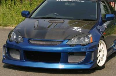 Chargespeed - Acura RSX Chargespeed Front Bumper - CS207FB