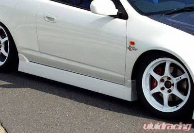 RSX - Side Skirts - Chargespeed - Acura RSX Chargespeed Type-1 Side Skirt - Pair - CS207SS1