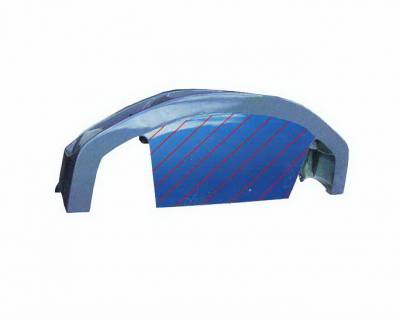 Chargespeed - Acura RSX Chargespeed Under Cover for Front Bumper - CS207UC