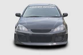 Chargespeed - Acura RSX Chargespeed Kouki Front Bumper - CS208FB