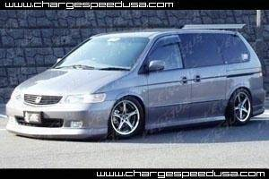 Odyssey - Side Skirts - Chargespeed - Honda Odyssey Chargespeed LaGreat Side Skirts - CS239SS