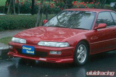 Chargespeed - Acura Integra Chargespeed Version Type 2 Front Lip - CS303FL2