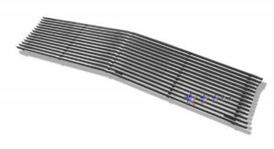Grilles - Custom Fit Grilles - APS - Chevrolet Blazer APS Billet Grille - Upper - Aluminum - C85003A
