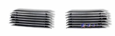 Grilles - Custom Fit Grilles - APS - Chevrolet Suburban APS Billet Grille - Tow Hook Area - Aluminum - C85027A