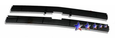 Grilles - Custom Fit Grilles - APS - Chevrolet S10 APS Grille - C85042H