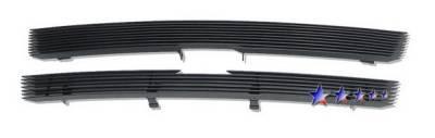 Grilles - Custom Fit Grilles - APS - Chevrolet Trail Blazer APS Grille - C85307H