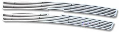 Grilles - Custom Fit Grilles - APS - Chevrolet Suburban APS CNC Grille - Upper - Aluminum - C95701A
