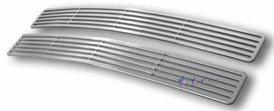 Grilles - Custom Fit Grilles - APS - Chevrolet Tahoe APS CNC Grille - Upper - Aluminum - C95706A