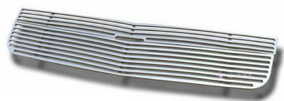 Grilles - Custom Fit Grilles - APS - Chevrolet Equinox APS CNC Grille - Upper - Aluminum - C95734A