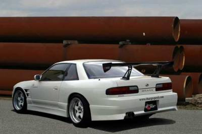 240SX - Trunk Hatch - Chargespeed - Nissan 240SX Chargespeed Rear Trunk - CS703TRC