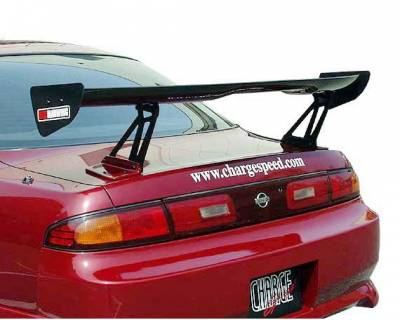 240SX - Trunk Hatch - Chargespeed - Nissan 240SX Chargespeed Trunk - CS704TRC