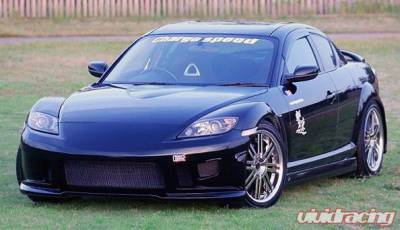 RX8 - Body Kits - Chargespeed - Mazda RX-8 Chargespeed Full Body Kit - CS716FK