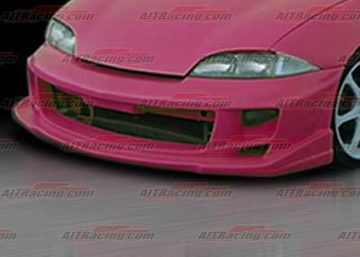 Cavalier 4Dr - Front Bumper - AIT Racing - Chevrolet Cavalier AIT Racing BMX Style Front Bumper - CC00HIBMXFB