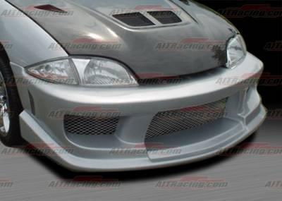 Cavalier 4Dr - Front Bumper - AIT Racing - Chevrolet Cavalier AIT Racing Drift Style Front Bumper - CC00HIDFSFB