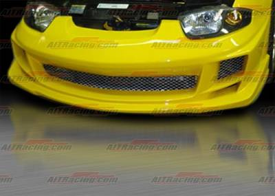 Cavalier 4Dr - Front Bumper - AIT Racing - Chevrolet Cavalier AIT Racing BMX Style Front Bumper - CC03HIBMXFB
