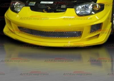 Cavalier 4Dr - Front Bumper - AIT Racing - Chevrolet Cavalier AIT Racing BMX Style Front Bumper - CC03HIBXSFB4