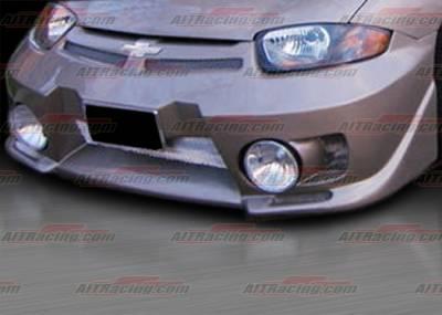 Cavalier 4Dr - Front Bumper - AIT Racing - Chevrolet Cavalier AIT Racing EVO Style Front Bumper - CC03HIEVOFB
