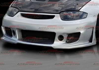 Cavalier 4Dr - Front Bumper - AIT Racing - Chevrolet Cavalier AIT Racing Zen Style Front Bumper - CC03HIZENFB