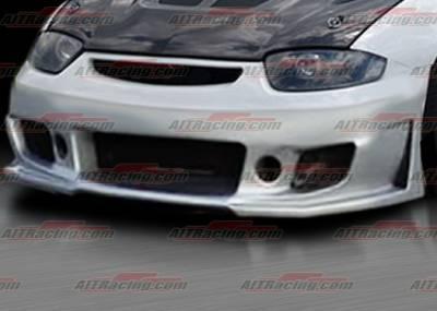 Cavalier 4Dr - Front Bumper - AIT Racing - Chevrolet Cavalier AIT Racing Zen Style Front Bumper - CC03HIZENFB4