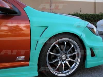 Cobalt 4Dr - Fenders - AIT Racing - Chevrolet Cobalt AIT D1 Series Front Fenders - CC05HID1SFF